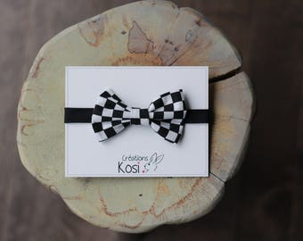 Child interchangeable baby bow tie