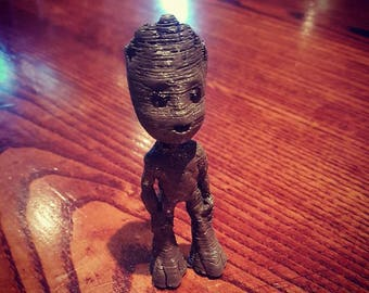 Baby Groot from Guardians of the Galaxy Needs a new home.