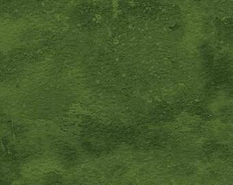 Northcott Studio Toscana 9020-781 Hemlock            -- 1/2 yard increments