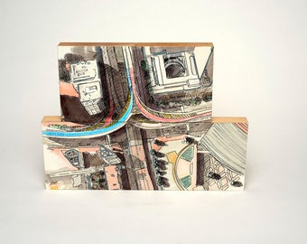 Blocks by Spencer Sussman