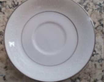 Vintage Noritake Buckingham Fine China #6438 Saucer