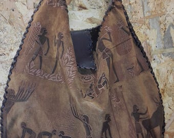 EGYPTIAN LEATHER BAG