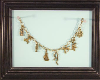 Chronicles of Narnia Charm Bracelet