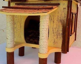 Cat House, cat bed,