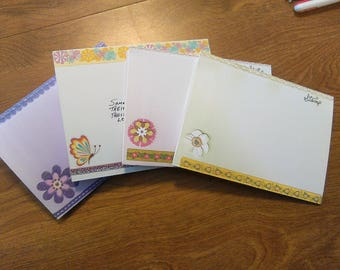 Note Cards - No envelope required