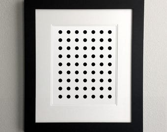 Simple Modern Dots