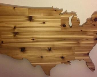 Cedar United States
