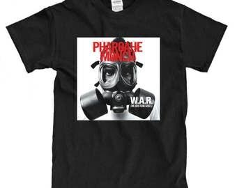 Phoroah Monch Black T- Shirt