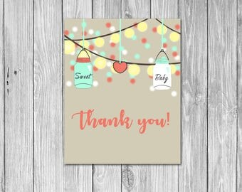 Thank You Note (Digital)
