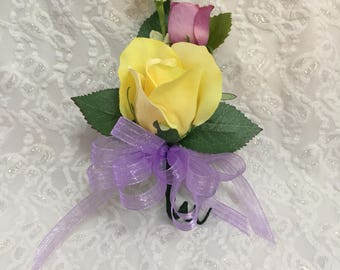 All occaision pin corsage