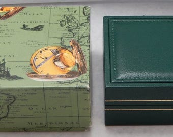 Genuine Rolex Watch Box Set For 1990's Air-King, Date, Oyster 12.00.01