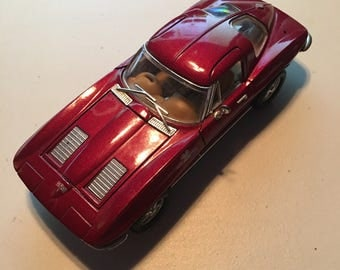 1/32 1963 Chevrolet Corvette Stingray Red SS5735