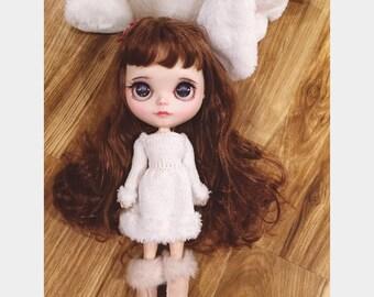 Custom doll - Melisa - OOAK Factory Blythe by Simone
