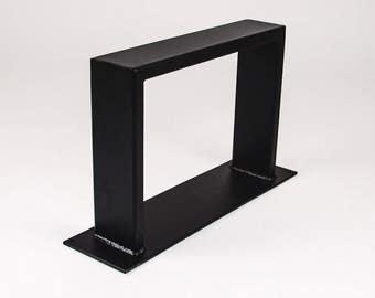 Modern Industrial Metal Coffee Table Base