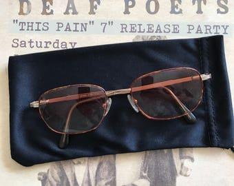 Vintage Le Man Glasses