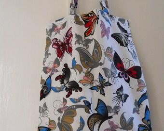 Beautiful Handmade Butterfly Bag