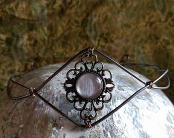 Elven Tiara - Fantasy Crown - Woodland Crown