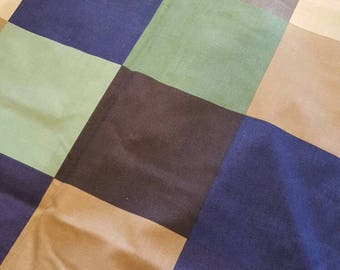Blue Pixelated Weighted Blanket - Various weights - 135x200cm