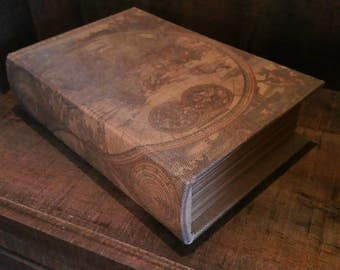 Bluetooth Speaker || Old book style || 25 watts X 2 || Decor