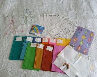 Care Bear Cross-Stitch Kit