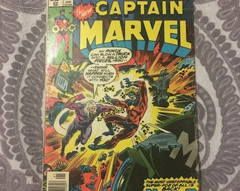 Captain Marvel #54