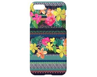 Aztec iPhone 7 case Floral iPhone 7 plus case iPhone 6s case iPhone 6 iPhone 6s plus iPhone 6 plus iPhone 5s case iPhone SE iPhone 4s case