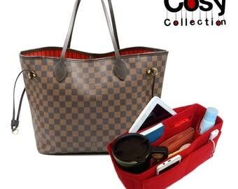 Bag Purse Organizer, Purse Organizer, Bag organizer, Organizer for Louis Vuitton, Felt Purse Organizer, Purse insert organizer, Mom Gift