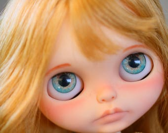 Realistic eyechips for Blythe