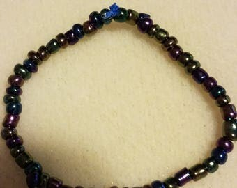 Hand Made Galaxy Bracelet