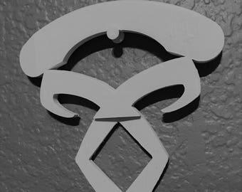 Shadowhunters Wall Art - Inspired by the TV series Shadowhunters