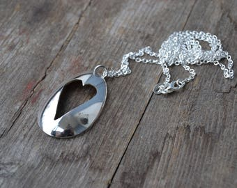 The Heart - pendant+chain