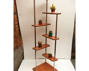 "Free ship! Plant stand ""Leon 2"". Flower stand - Indoor plant stands - Plant holder Plant table - Stand for flowers - Flower shelf - Shelf"