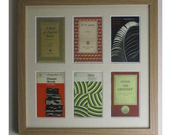 Framed Penguin Covers