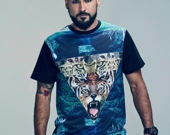 Zego Raiments Liger Woods t-shirt