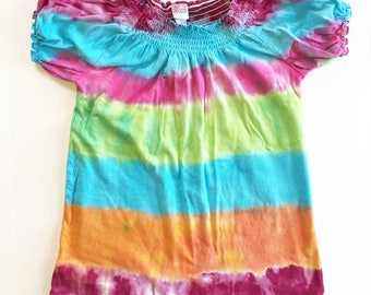 Summer Days Tie Dyed shirt