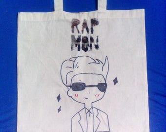 Kpop BTS RapMonster bag