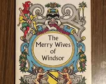 The Merry Wives of Windsor- William Shakespeare
