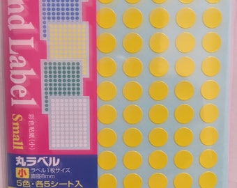 Planner sticker, 25 Sheets
