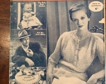 November 1952 Womens Weekly