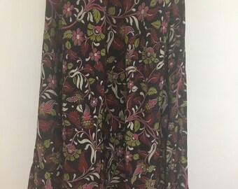 Kalamkari  skirt