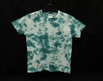 Handmade tie dye kids t-shirt (age:3-4yrs)