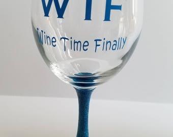 Wine Time Finally