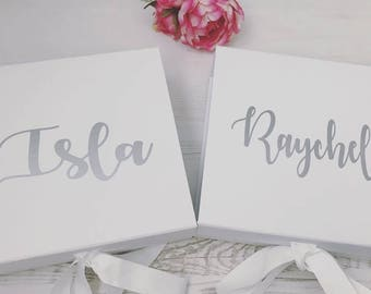 Personalised Bride box, bride gift, wedding gift box