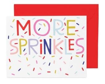 More Sprinkles!