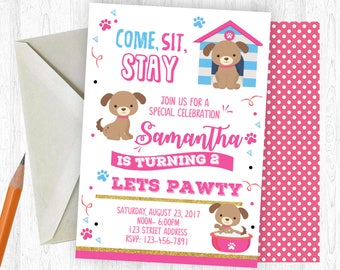 invite for birthday party