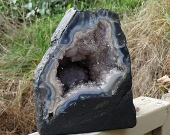 Amethyst Baby Geode 3238 g   # ABG1