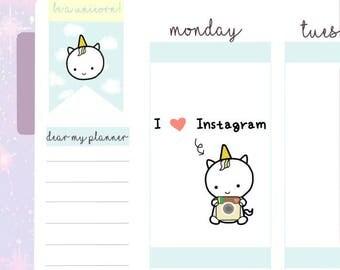 Petitcorn-Dearmyplanner-Instagram Petitcorn (dm17-001)