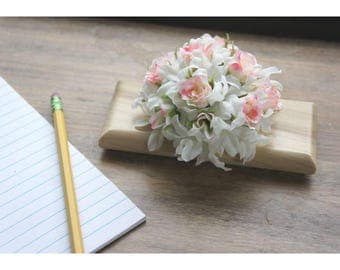 Desk decor * Flower arrangement * Gift for her