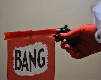 Harley Quinn Bang Pop Gun