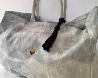 BAG XL GEOMETRIC black